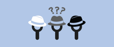 Black Hat, White Hat And Grey Hat Seo